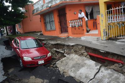 floods mexico