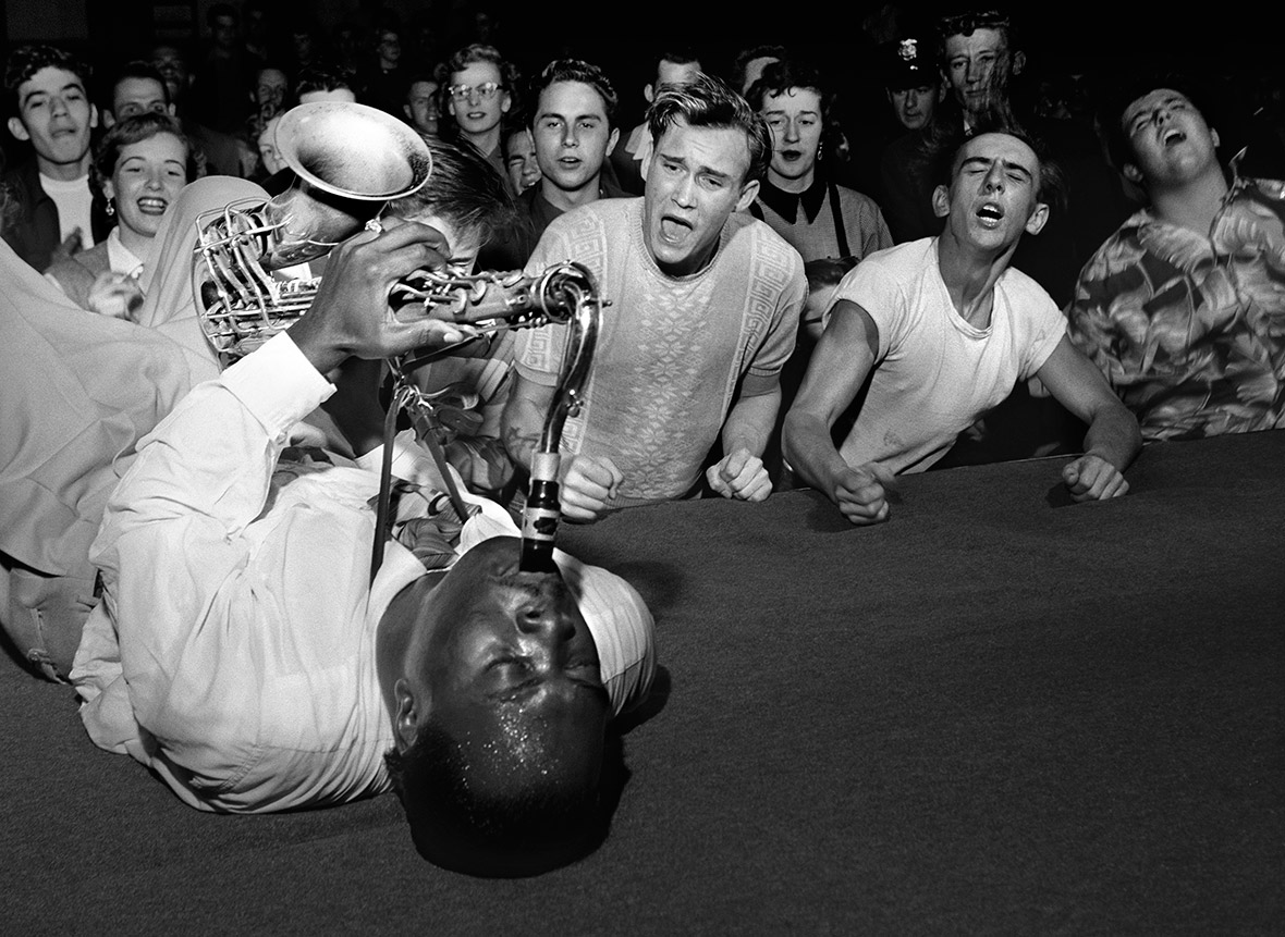 Big Jay McNeely, 1951