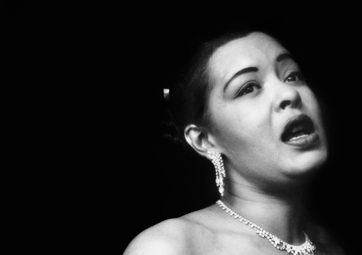 Billie Holiday, 1952