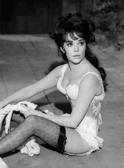 Natalie Wood, 1964