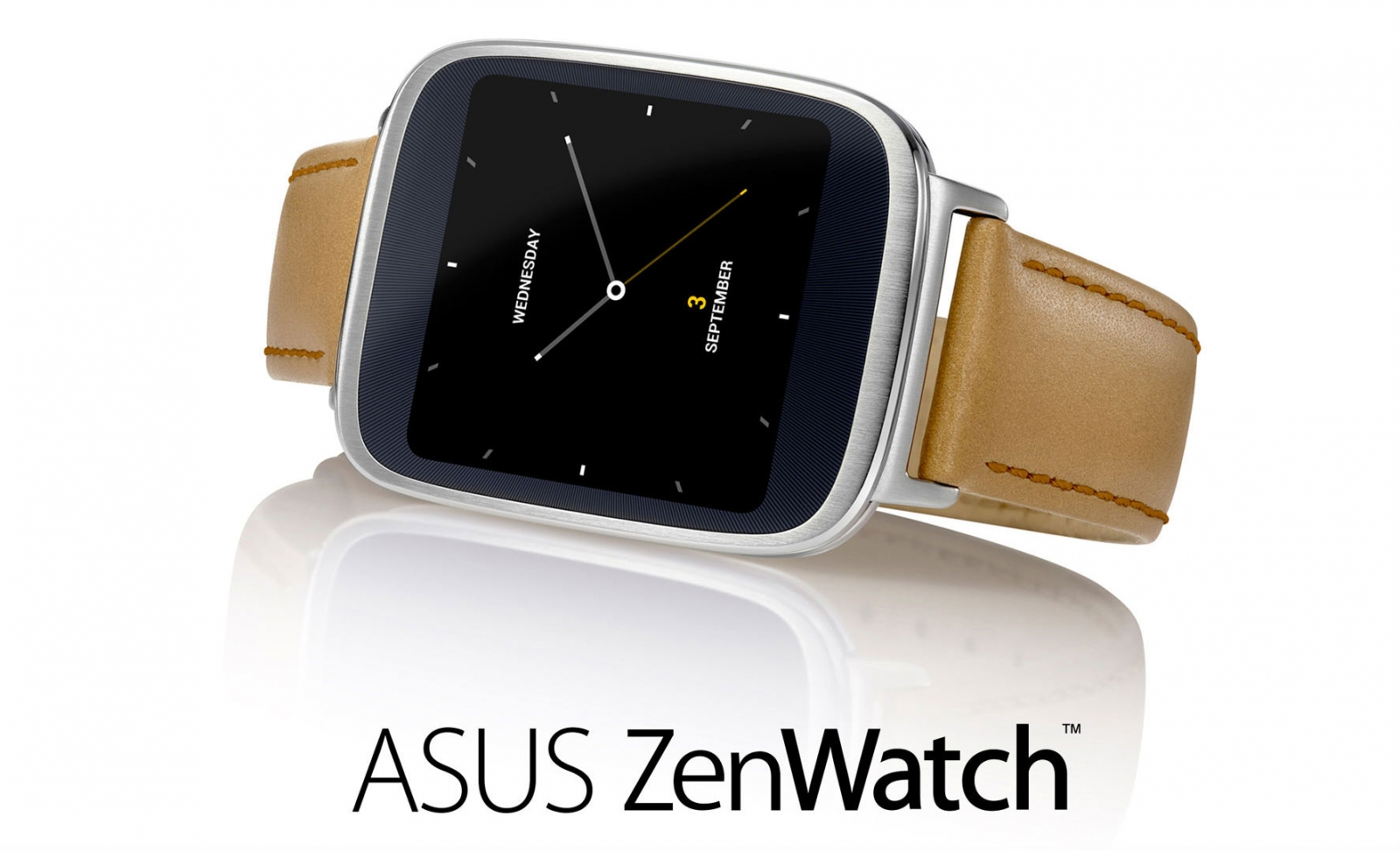 Advanced Asus Zenwatch featuring SIM-card slot and fitness monitors confirmed to launch in 2015