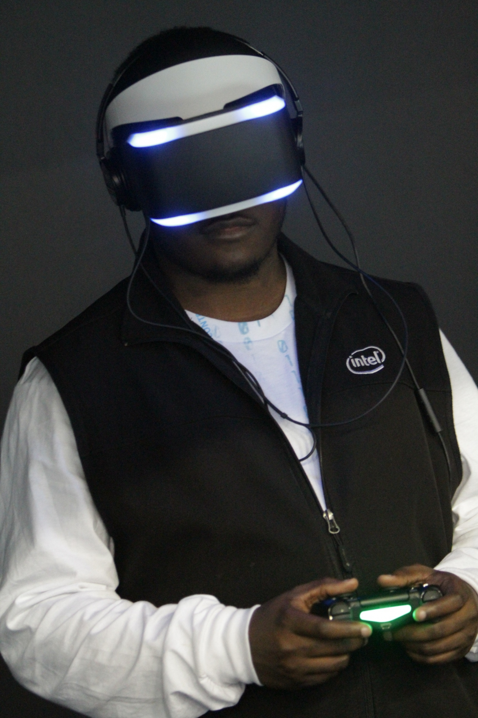 Sony Project Morpheus at GDC 2014