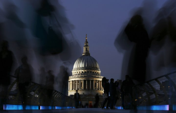 UK Interest Rate Hike Date Muddled on UK Services Sector Conundrum?