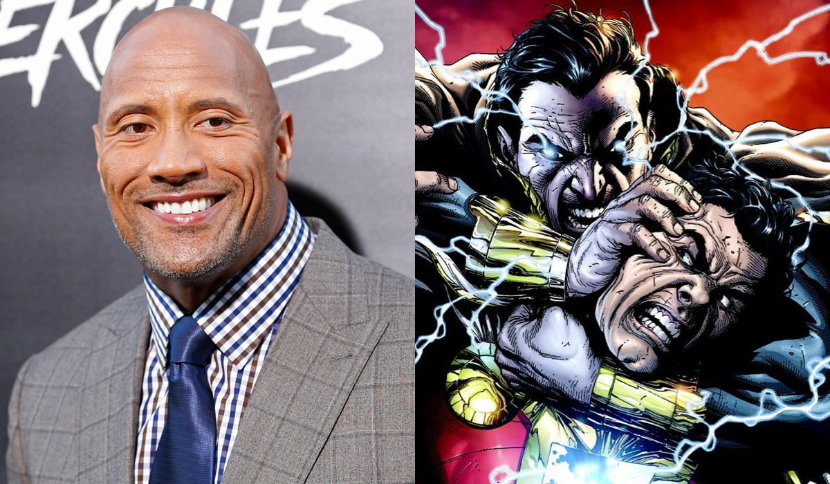 Shazam Character Info May Tease Another Villain, Black Adam Cameo