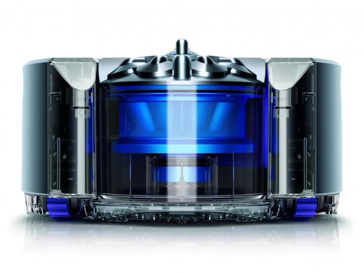 Dyson robot vacuum 360 eye