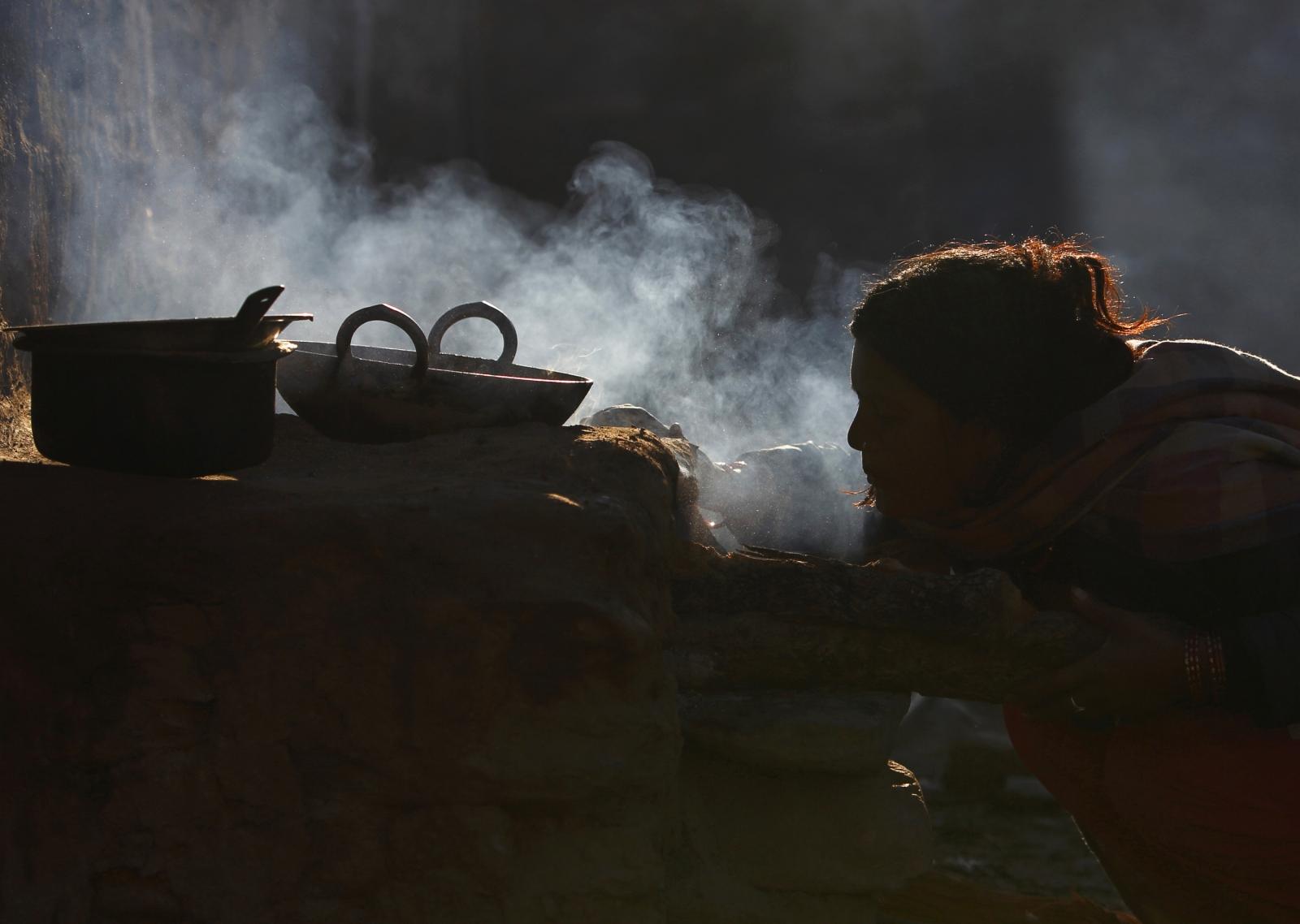 NEPAL.FIREWOOD