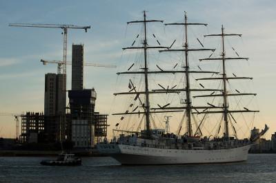 tall ships london