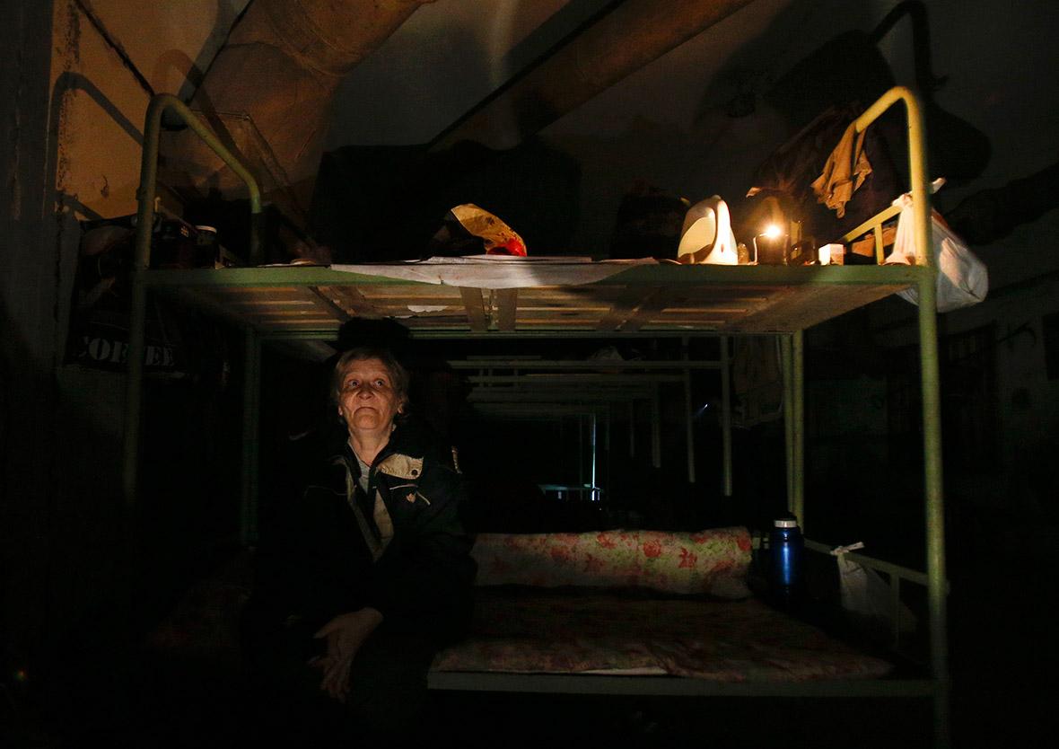 ukraine shelter