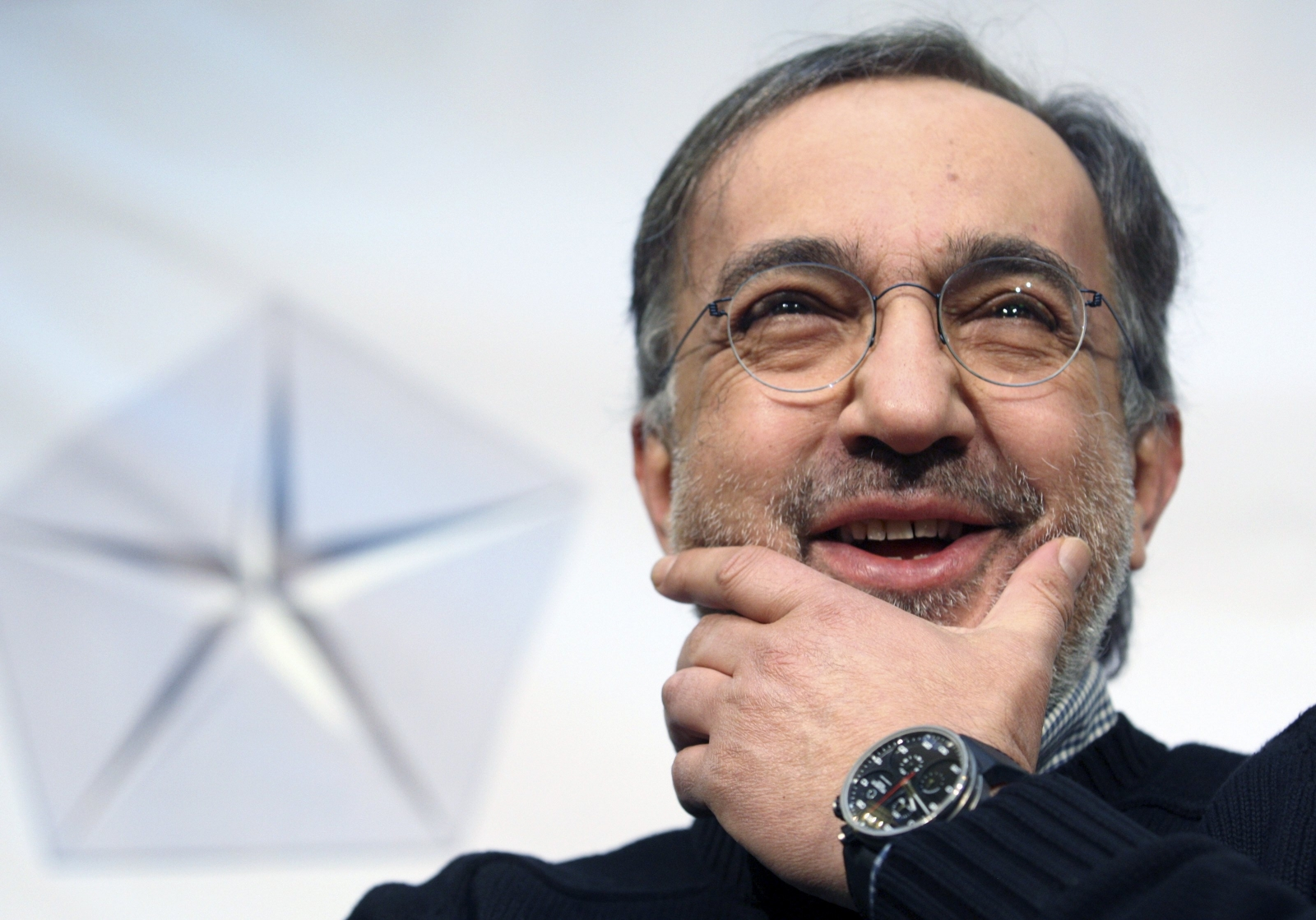 Fiat Chrysler Ceo Sergio Marchionne Says Samsung Can Be