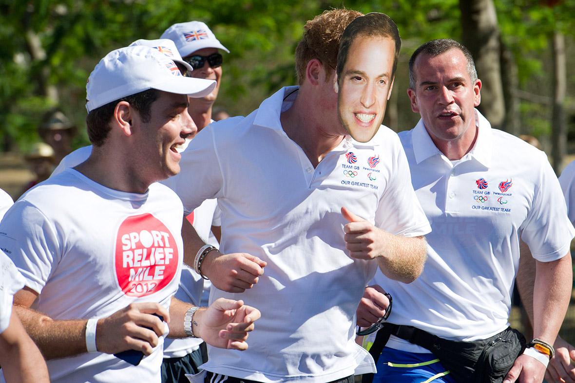 Prince Harry 30 funny photos