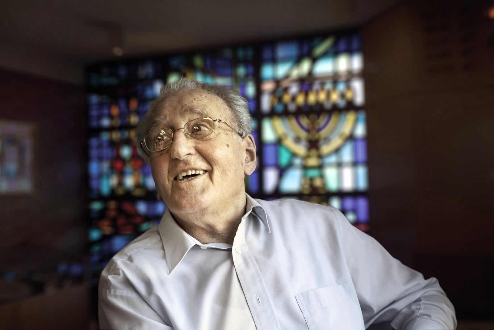 Ivor Perl Holocaust survivor