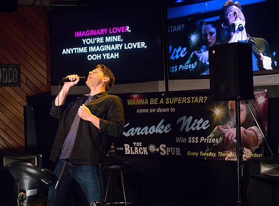 Supernatural Season 10 Pictures: Demon Dean Sings, Sam in ...