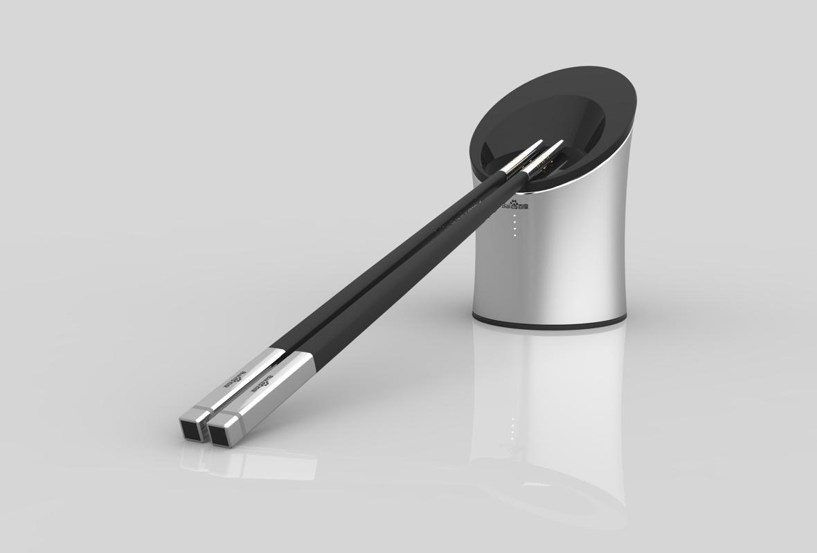 Smart Chopsticks from Baidu