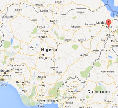 Boko Haram insurgence