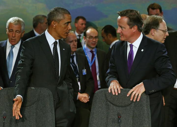 Nato Leaders Convene to Talk Russia & Isis Threat