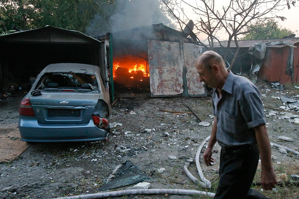 ukraine garage