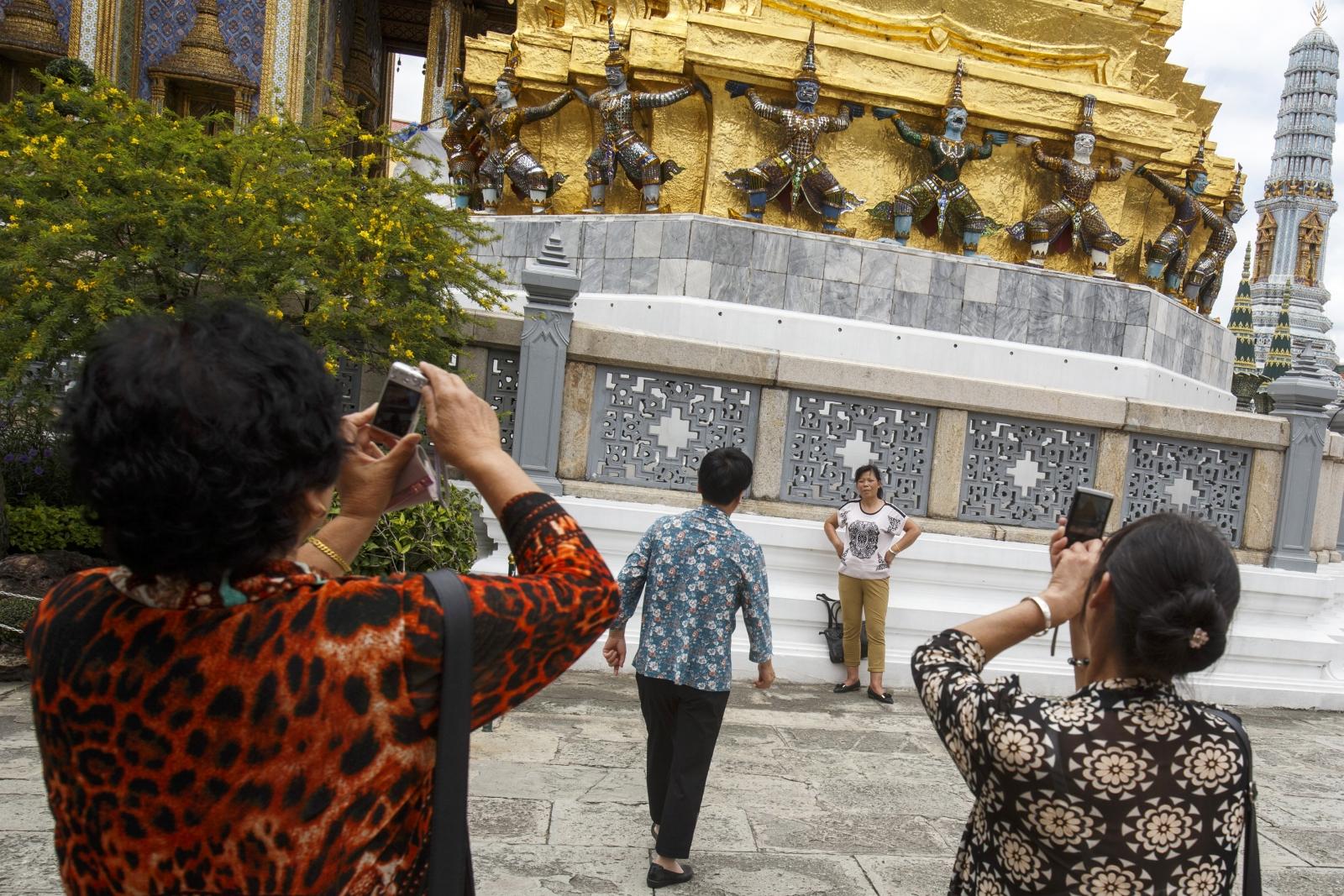 China tourists Thailand