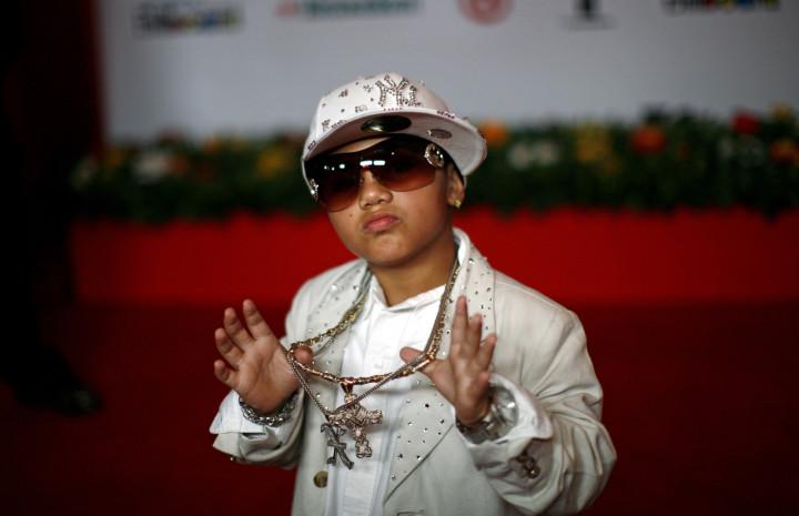 rich kid bling