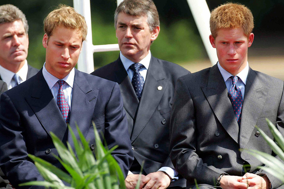Princess Diana S Sons Prince Harry S Birthday 30 Years In 30 Photos