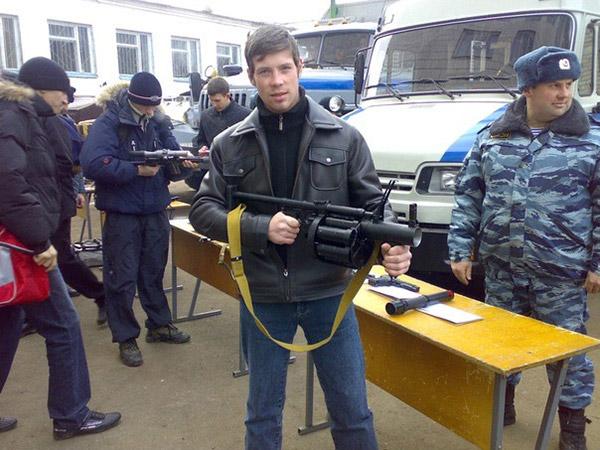 Sergei Gerasimov