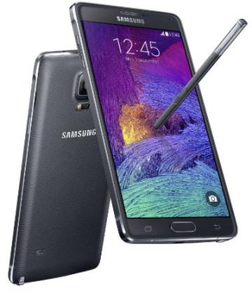 Galaxy Note 4 Vs Galaxy Note 2