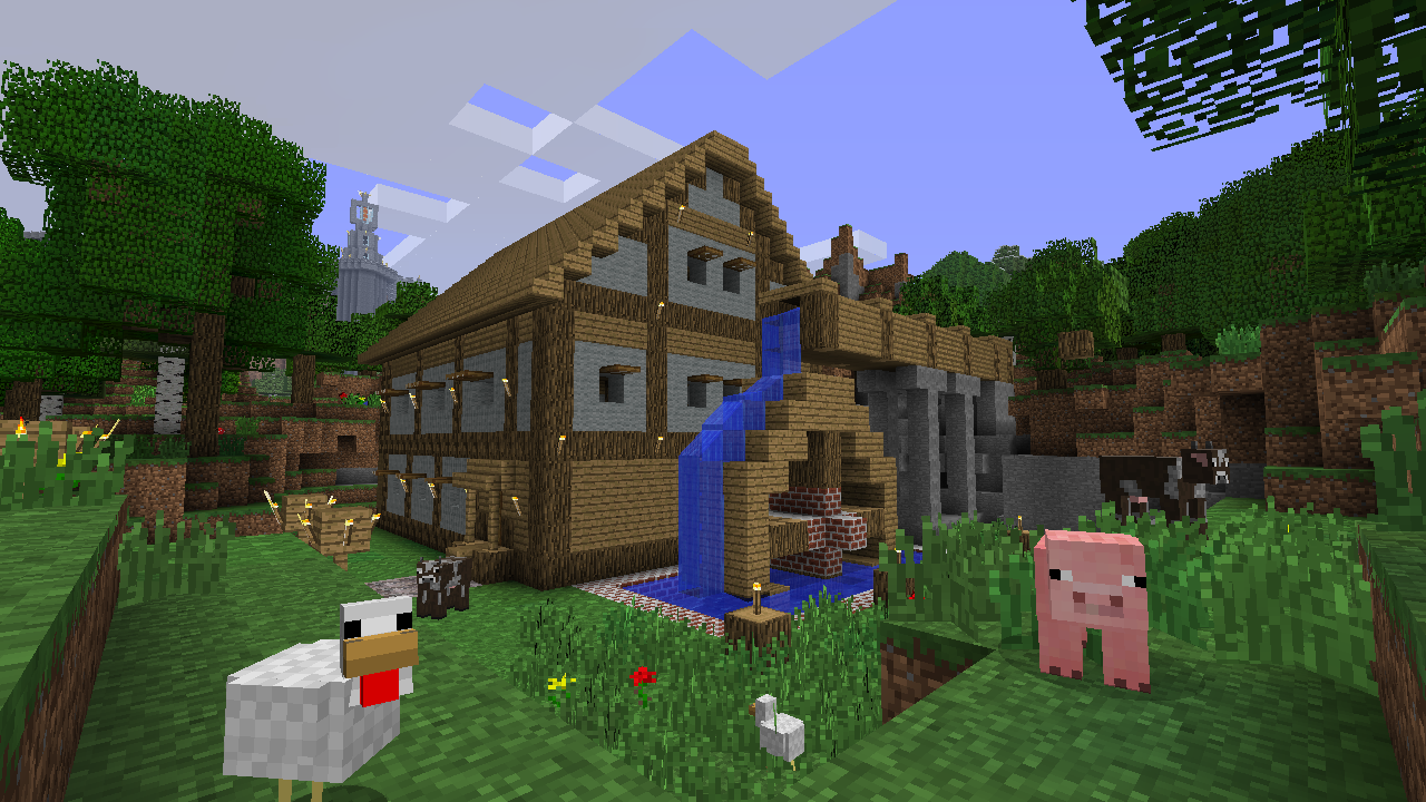 Minecraft PS4 Review