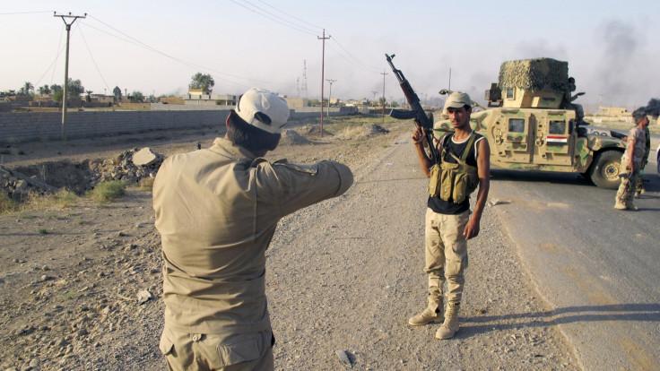 Iraqi Shia militias ISIS islamic state