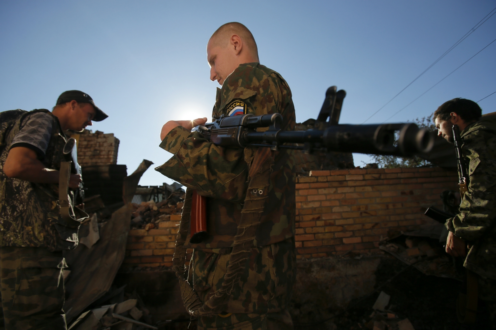 Ukraine crisis and ceasefire agreement