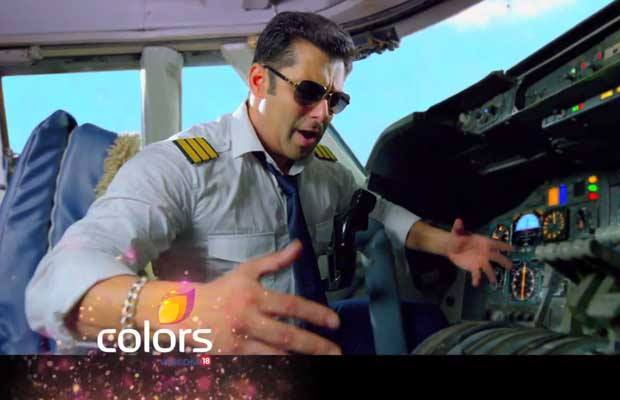 Salman Khan in Bigg Boss 8 Promo