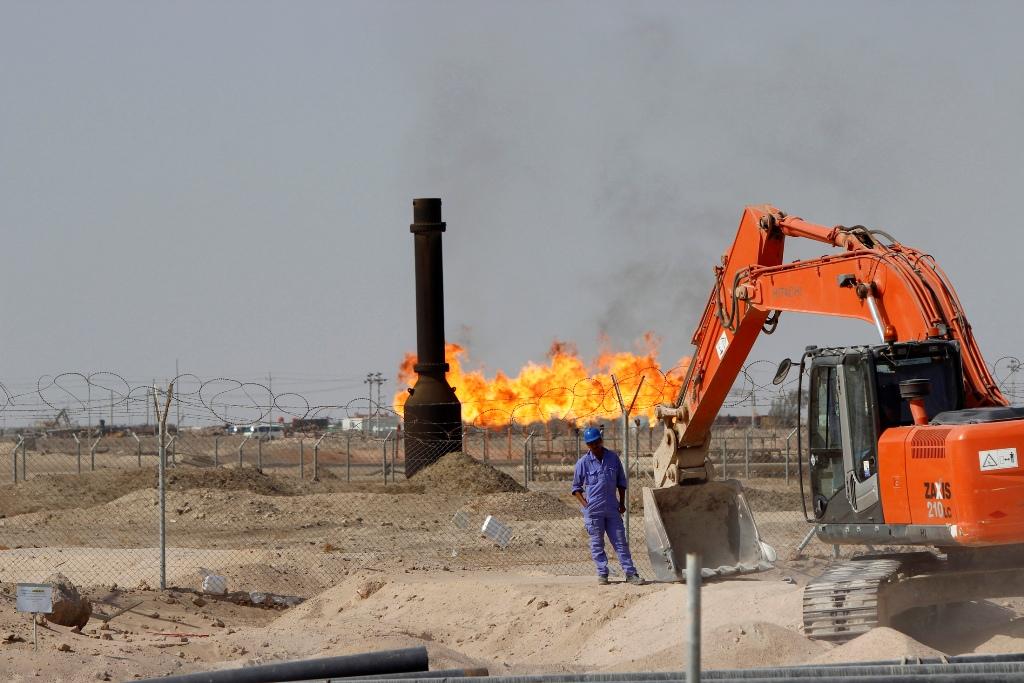 Rumaila Oilfield Basra Iraq