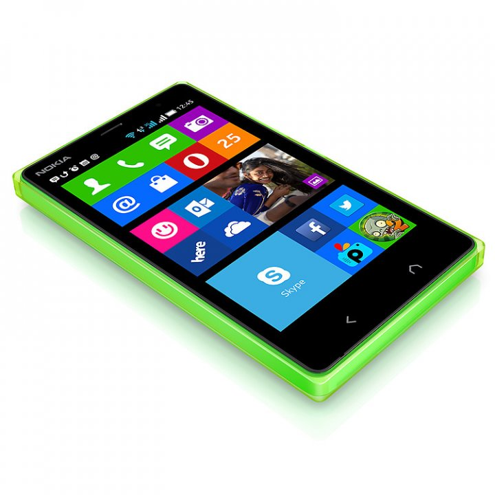 Last Nokia X Series Smartphone Goes Official at 92 Pounds