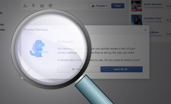 Facebook to Get Privacy Checkup Tool: First Look at Features and Functionality