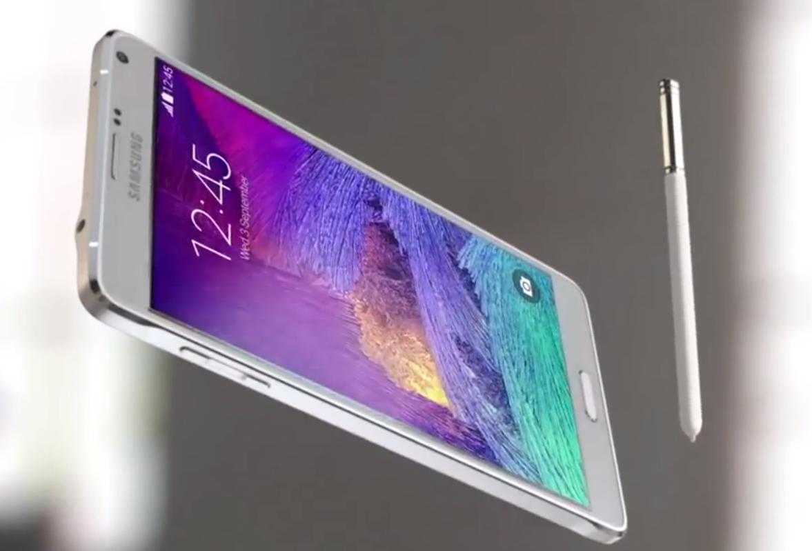Samsung Galaxy Note 4 Release Date in US