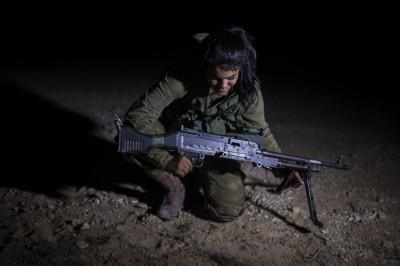 Israeli Female Soldiers 2
