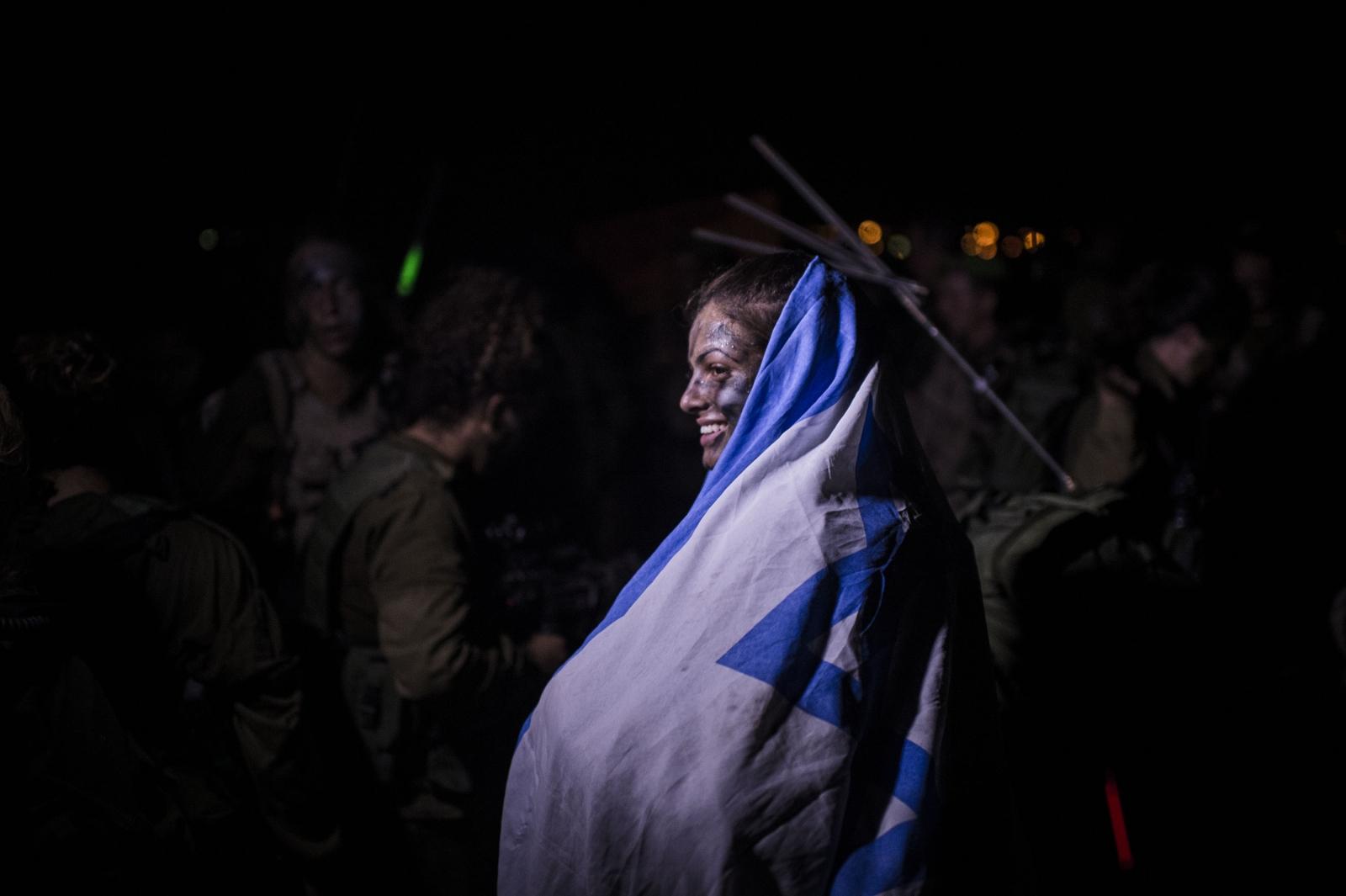 Israeli Female Soldiers 3