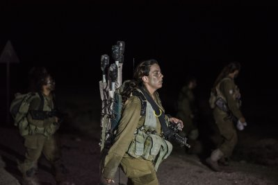 Israeli Female Soldiers 4