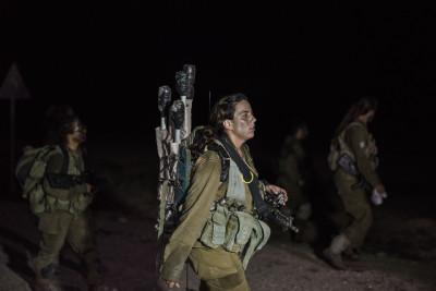 Israeli Female Soldiers 4