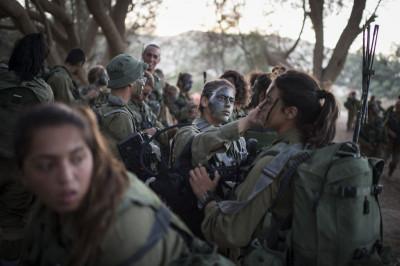 Israeli Female Soldiers 5