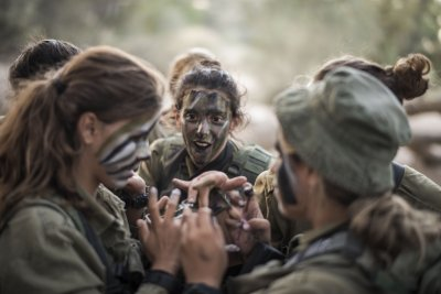 Israeli Female Soldiers 7