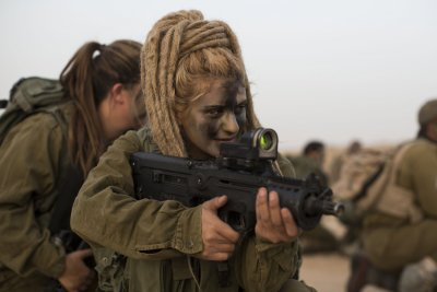 Israel Female Soldiers 9
