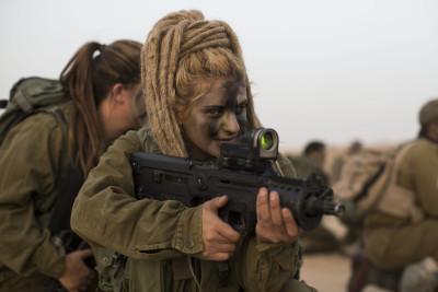 Israel Female Soldiers 9