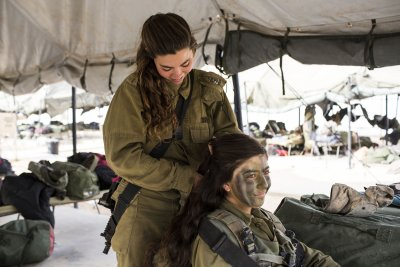 Israeli Female Soldiers 11