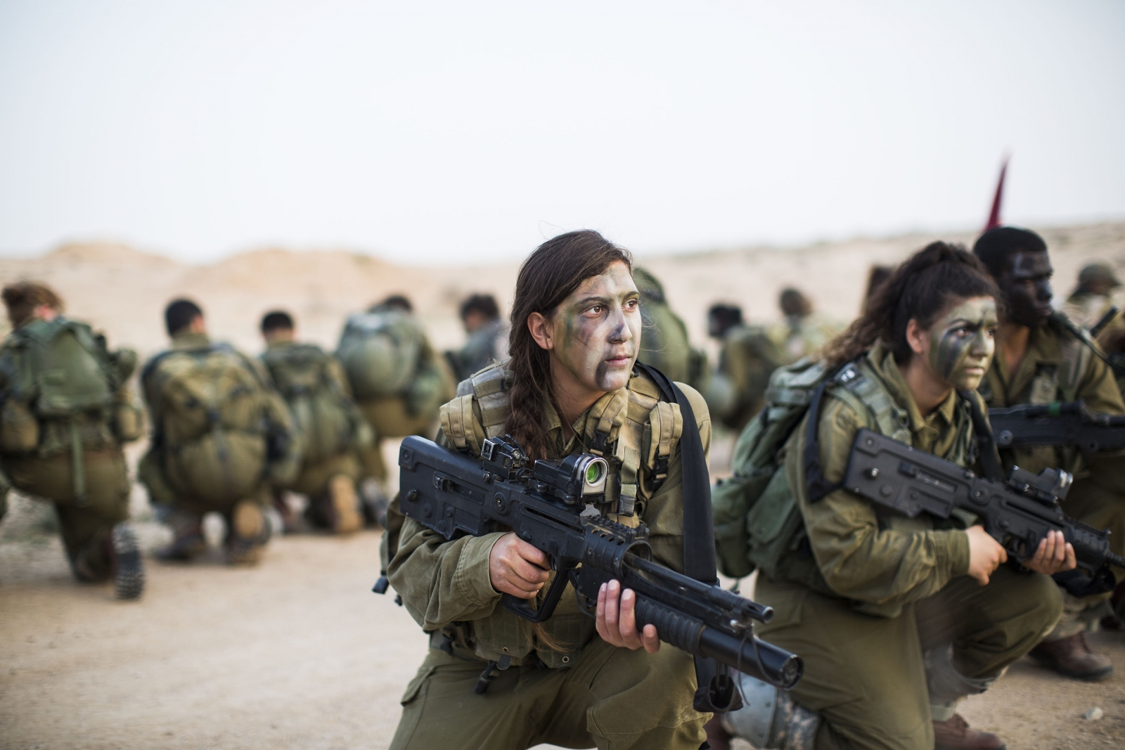 Israeli Female Soldiers 12