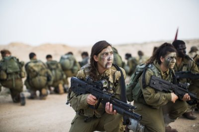 Israeli Female Soldiers 12