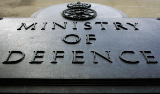 UK Ministry of Defence