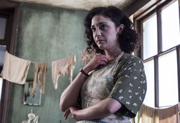 Clare Cathcart in Call the Midwife