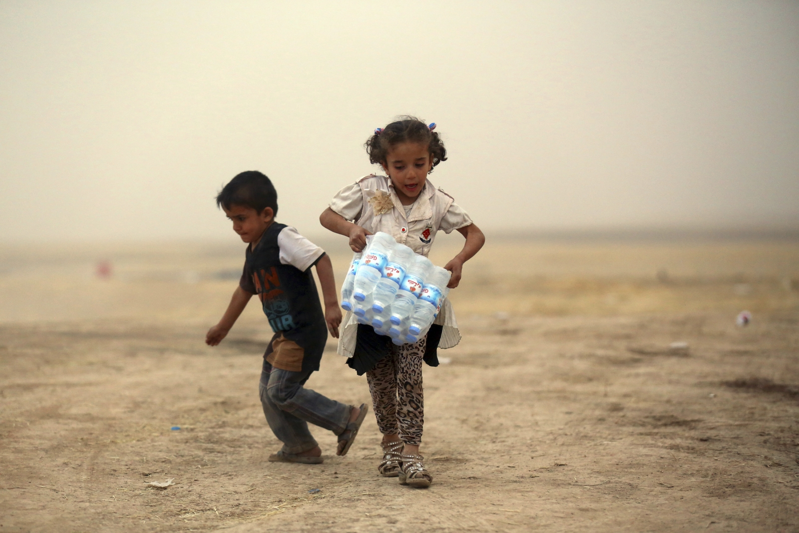 Iraq crisis: Isis kidnaps children