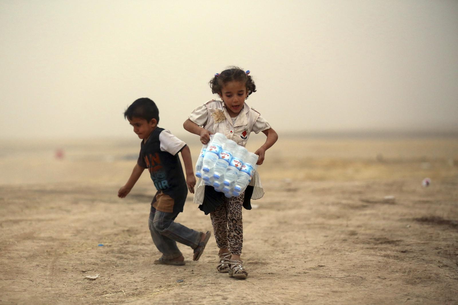 Iraq crisis: Isis kidnaps children