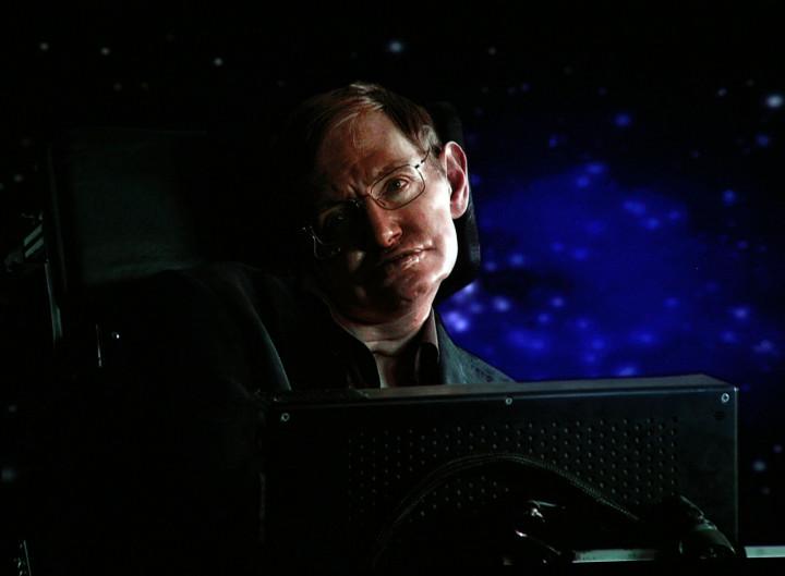 Professor Stephen Hawking (Getty)
