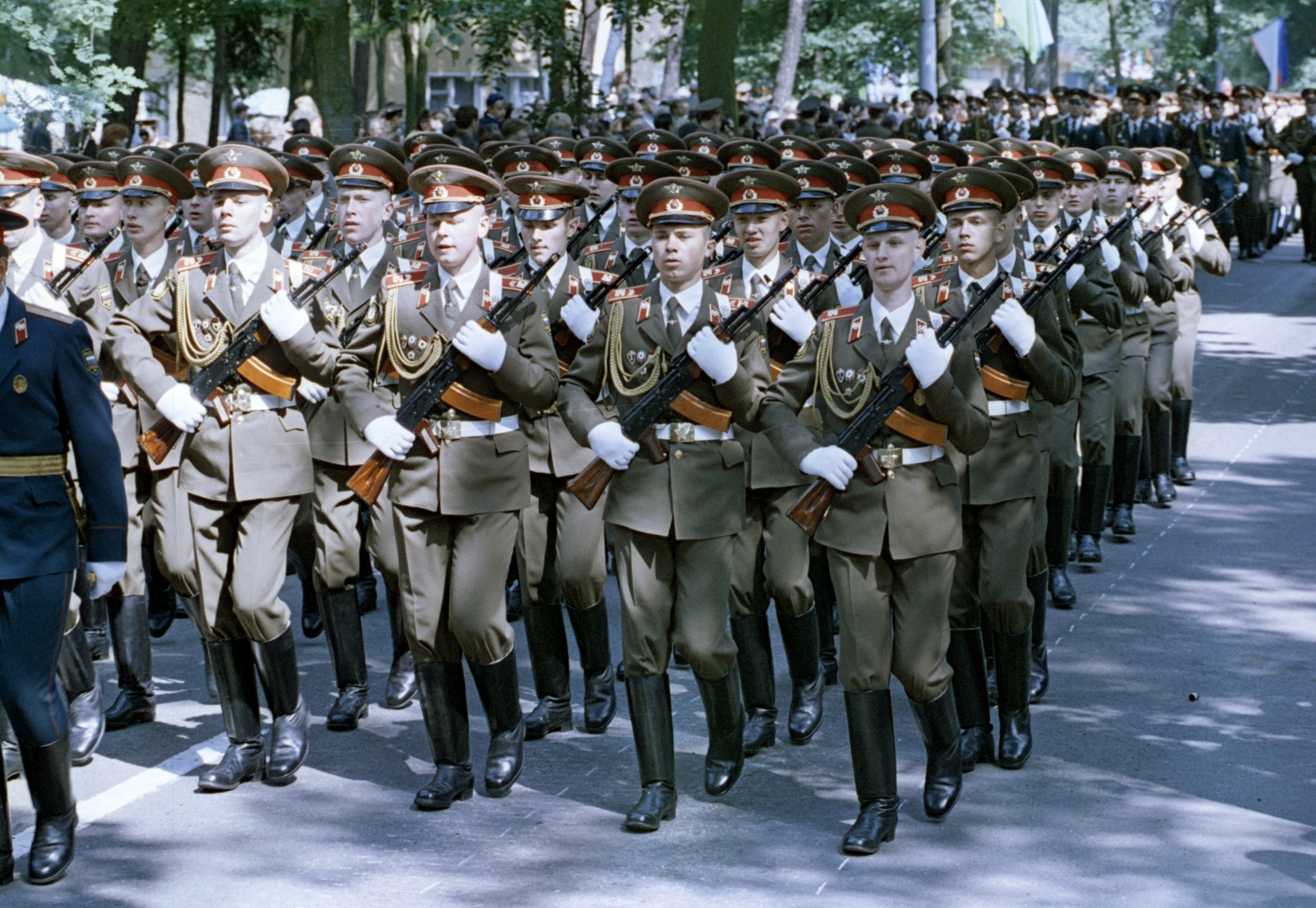 Russia Troops Leave Germany 06